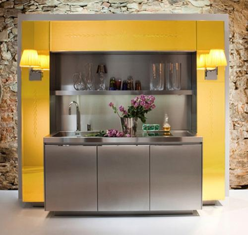 modern-kitchen-design-decorating-yellow-color-2 Contempary Wall Decorating Ideas Yellow Kitchen on yellow kitchen wall colors, yellow kitchen design ideas, yellow kitchen decor,