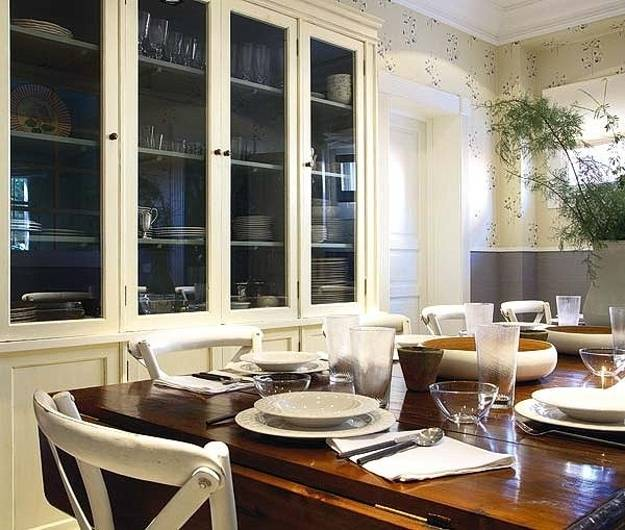Modern Kitchen Design With Dining Area, 15 Design And