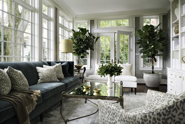 Old Colonial Home Redesign For Unique Bright And Modern House,Bedroom Office Design Ideas