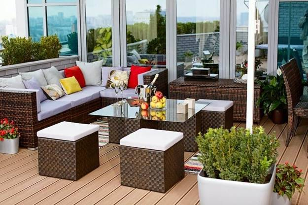 50 Plus 25 Modern Ideas To Design Outdoor Living Spaces