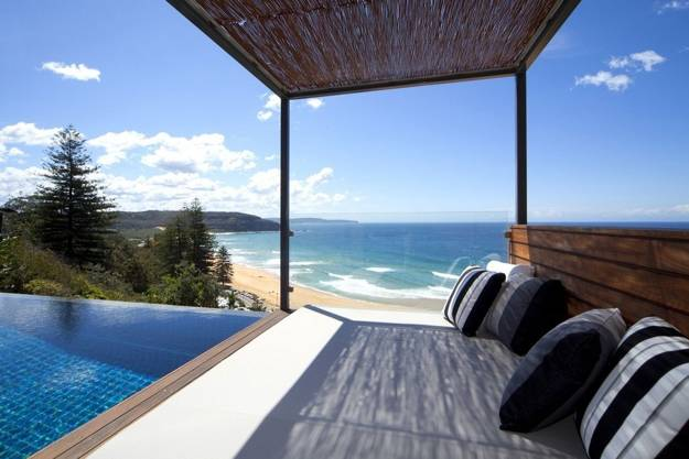 outdoor rooms and sun shelters, modern ideas for outdoor home decorating
