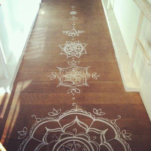 20 Amazing Painting Ideas For Wooden Floor Decoration