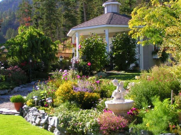 22 Beautiful Garden Design Ideas Wooden Pergolas And Gazebos Improving Backyard Designs,United Airline Baggage Fees International
