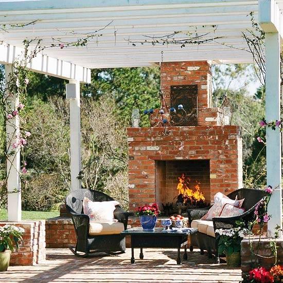 22 Beautiful Garden Design Ideas, Wooden Pergolas And