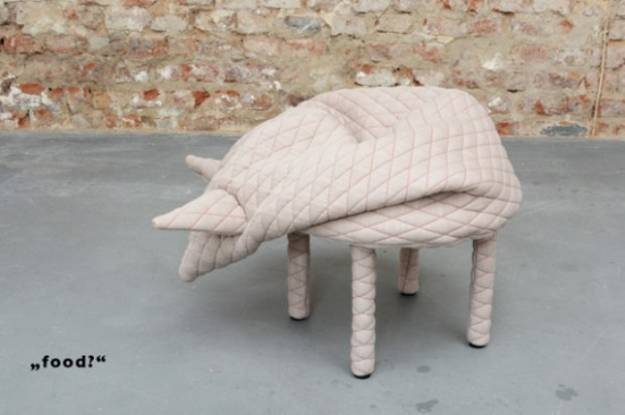 unique pieces of furniture. unique pieces of furniture german designer hanna ernsting created a series funny and cozy o