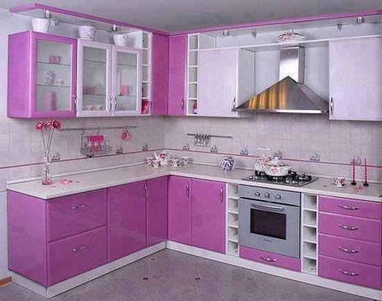 Pink Kitchen Design And Decor Ideas