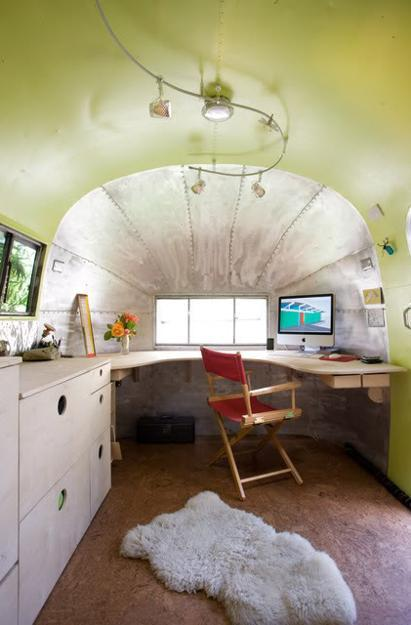 Mobile Home And Small Office On Wheels 2 Redesign Ideas