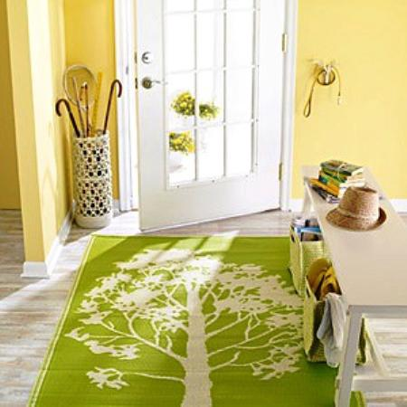 22 fresh ideas for spring decorating and 5 home staging tips - Spring bedding makeover ideas ...