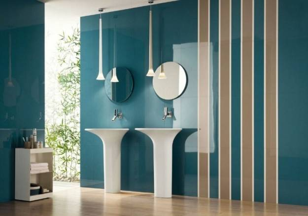 Vertical Stripes In Modern Interior Design 25 Room