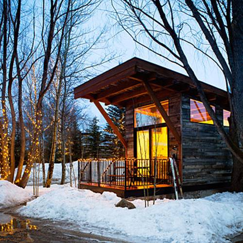 Home Design Ideas For Small Houses: 22 Beautiful Wood Cabins And Small House Designs For DIY