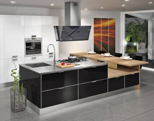 225 Modern Kitchens And 25 Contemporary Kitchen Designs In