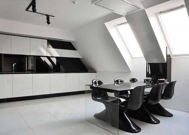 200 Modern Kitchens And 25 New Contemporary Kitchen Designs In Black And White