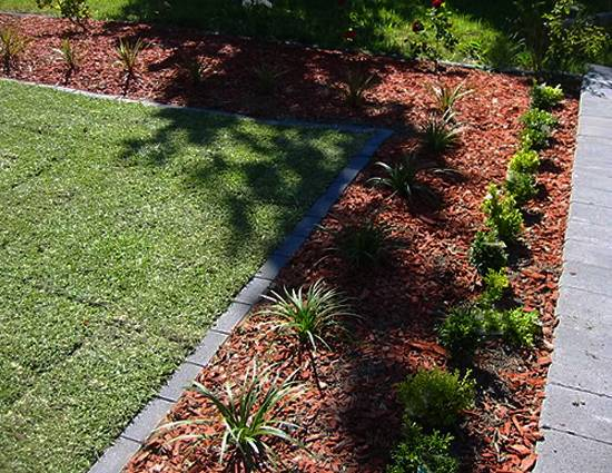 Yard Landscaping Landscaping Yard Borders