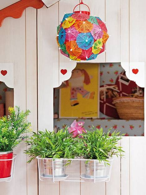 Kids Craft Ideas For Girls Room Decor