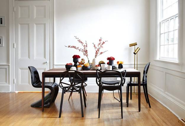 165 And 25 Eclectic Dining Room Design Decorating Ideas
