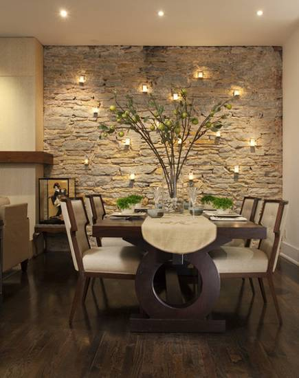 48 Modern Dining Room Design And Decorating Ideas Gorgeous Dining Room Idea