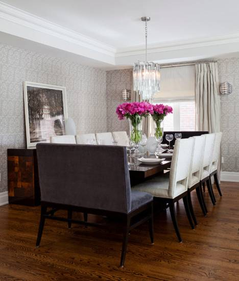 Dining Room Makeover: 165 Modern Dining Room Design And Decorating Ideas