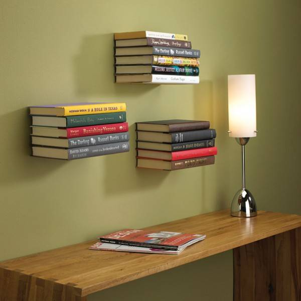 25 Ideas For Shelves Decoration With Books Creating Beautiful Displays
