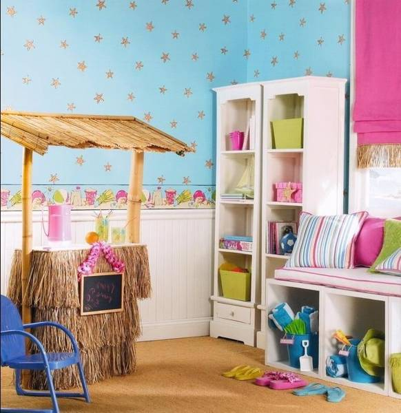 20 Beatifull Decor Ideas For Your Baby S Room: Modern Wallpaper For Kids Room Decorating, 20 Baby Room