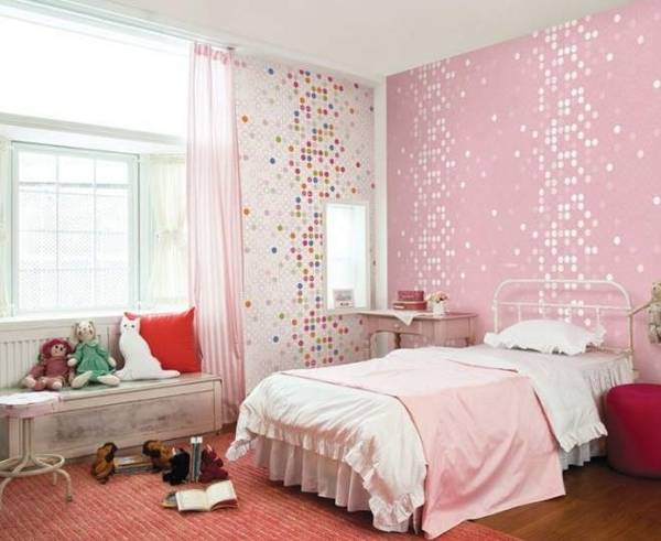 Modern Wallpaper With Maps Children Bedroom Decorating Ideas