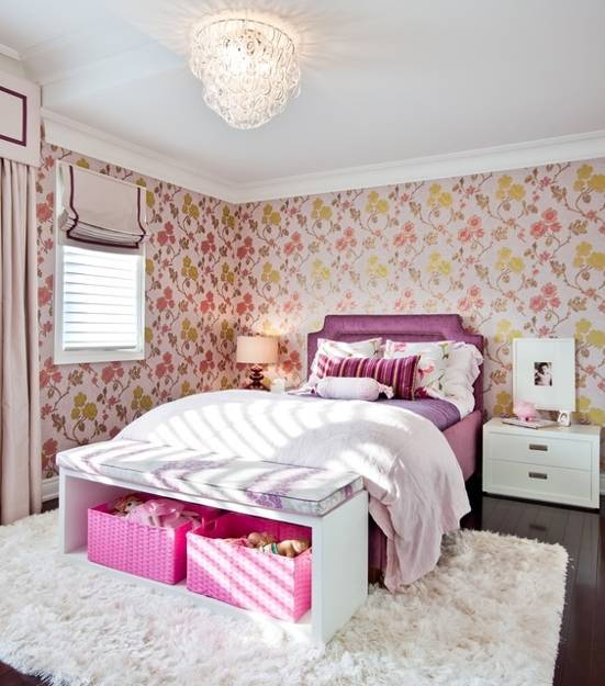 Colorful Minimal Room: 22 Colorful Kids Rooms, Modern Wallpaper For Kids Room
