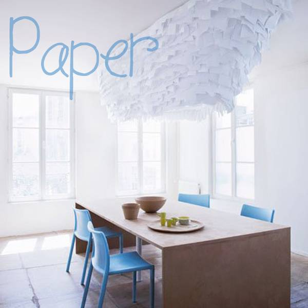 Decorating Paper Crafts For Home Decoration Interior Room: 20 Paper Interior Design Ideas And Paper Crafts Reflecting
