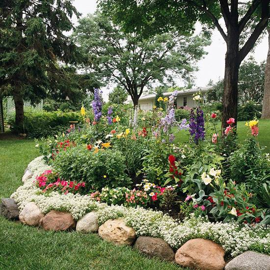 20 Brilliant Raised Garden Bed Ideas You Can Make In A: 15 Great Ideas For Beautiful Garden Design And Yard