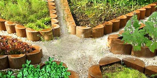 15 Great Ideas For Beautiful Garden Design And Yard