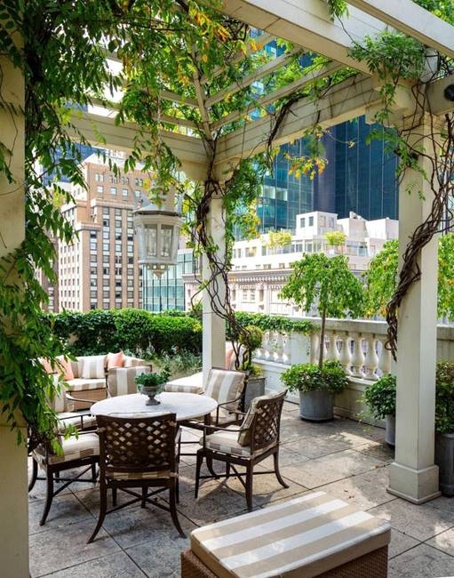 20 Great Patio Ideas, Beautiful Outdoor Seating Areas And