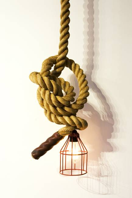 50 Ideas For Modern Interior Design And Decorating With Natural Rope