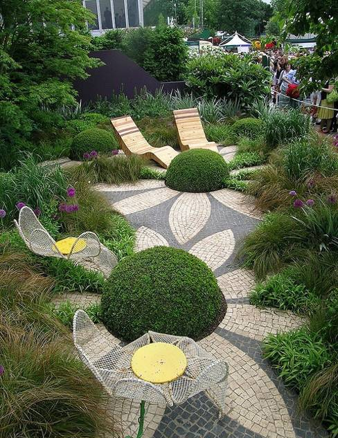 25 and 30 new topiary ideas great decorative plants to - Small backyard landscape designs ...