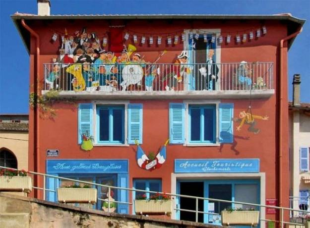 Colorful Wall Murals And Amazing Painting Ideas Decorating