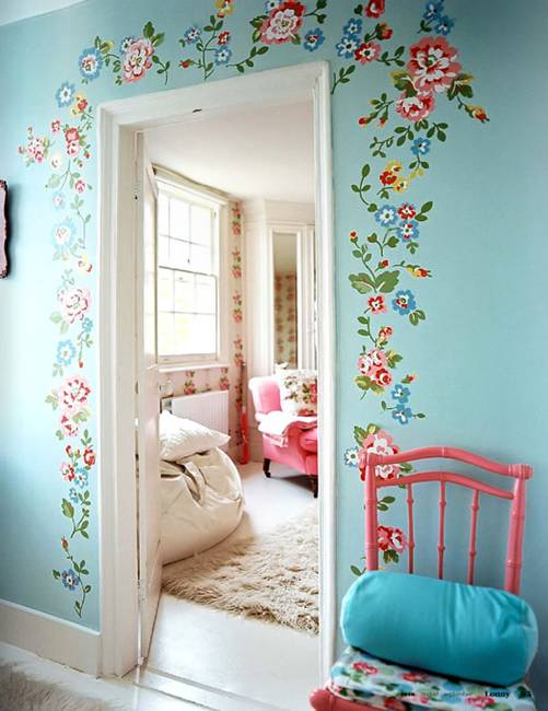20 Wall Murals Changing Modern Interior Design With Spectacular Wall