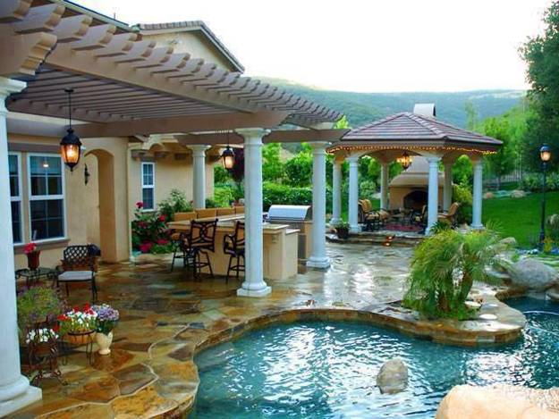 100 Swimming Pools Increasing Home Values And Decorating