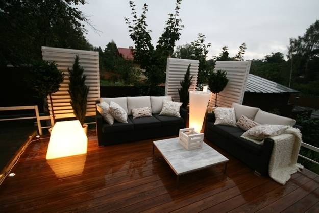 22 Modern Outdoor Seating Areas, 11 Backyard Ideas to Design ... on ideas for backyard spa, ideas for backyard playground, ideas for backyard porch, ideas for backyard deck, ideas for backyard garden,
