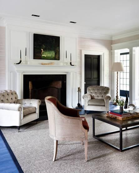 Minimalist Exterior Home Design Ideas: 30 Black Interior And Exterior Doors Creating Brighter
