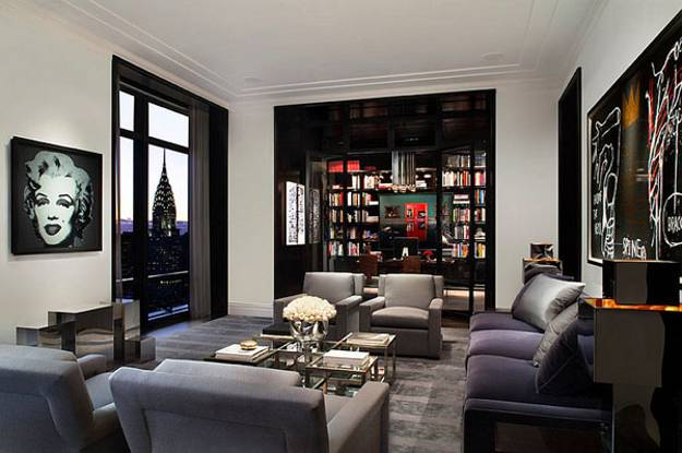 How to Create Stunning Interior Design in Black n White ...