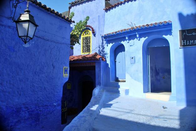Incredible Blue Color Inspirations From Chefchaouen