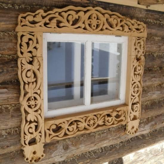 Carved wood house exterior designs celebrating central european