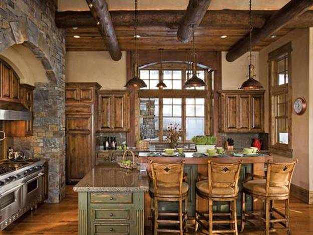 30 Country Kitchens Blending Traditions And Modern Ideas