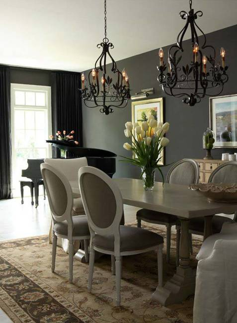 Room Design Black And White: How To Create Stunning Interior Design In Black N White