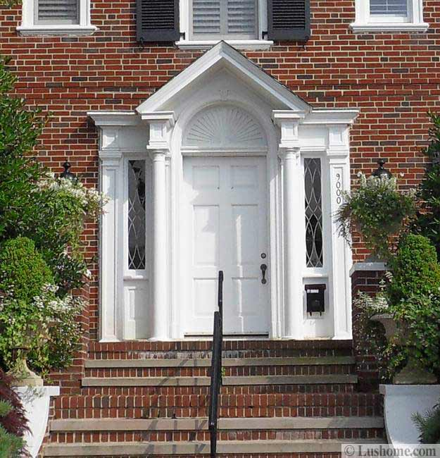 Front Elevation Door Design : Spectacular front door design ideas and tips for