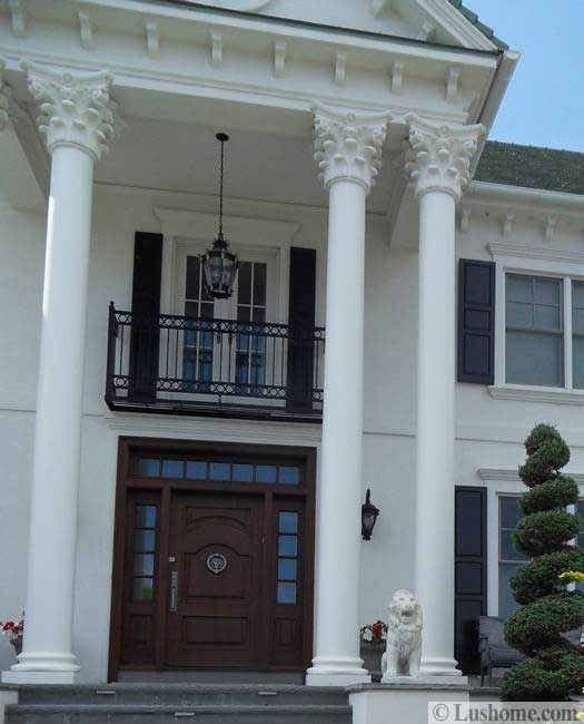 15 Spectacular Front Door Design Ideas And Tips For