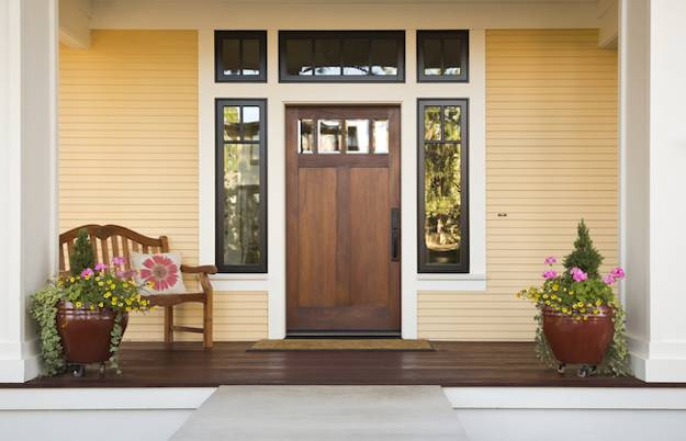 15 Spectacular Front Door Design Ideas and Tips for Selecting ...