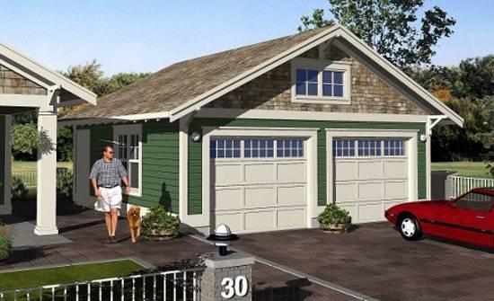 Good Garage Exterior Design Ideas