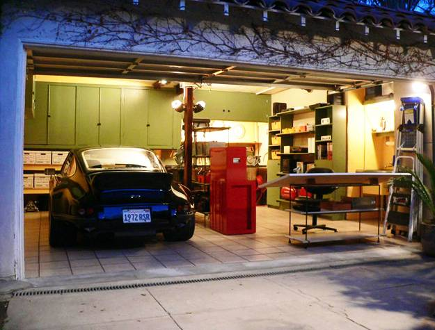 Garage Makeover And Redesign Ideas
