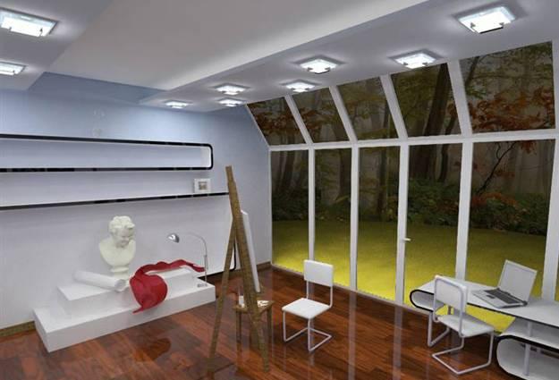 Creative Interior Redesign Ideas For Amazing Garage Makeovers