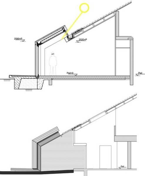 bright garage redesign idea creating modern home office