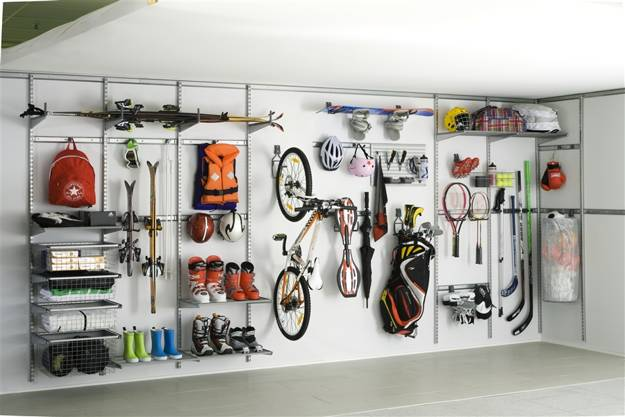 Garage Wall Storage Ideas