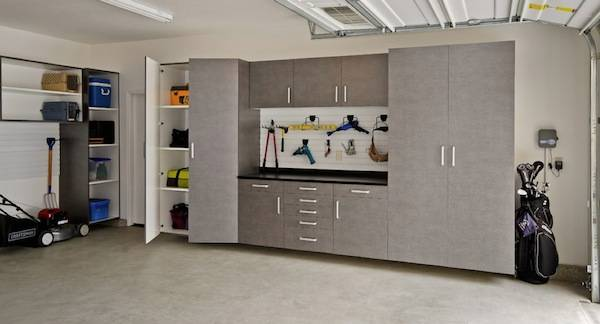 Garage Storage Systems Increasing Home Values And
